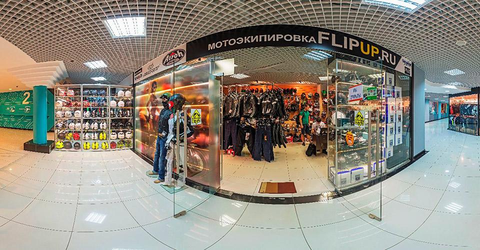 Магазин мотоэипировки flipup.ru