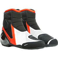 Мотоботинки Dainese Dinamica Air W12 blk-fluo-red-white