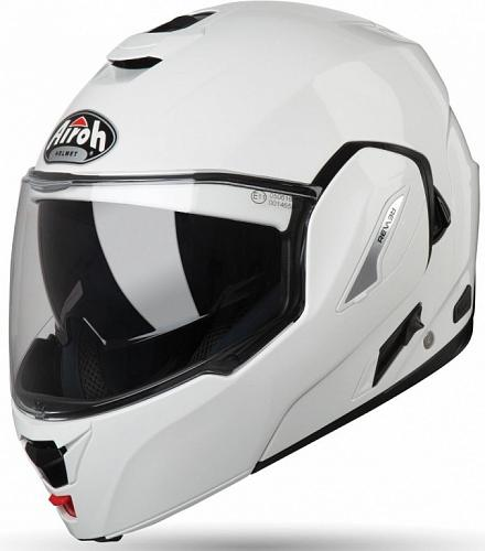 Шлем модуляр Airoh Rev 19 Color White Gloss XS
