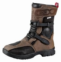 Мотоботы X-Tour Boots Montevideo-ST Short IXS Коричневый