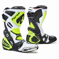 Спортивные мотоботы Forma Ice Pro Flow WHITE/BLACK/YEL.FLUO