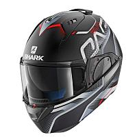Шлем модуляр Shark Evo-One 2 Keenser black/red