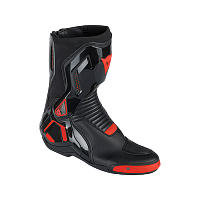 Мотоботинки Dainese Course D1 Out Boots, Black/Red/Fluo