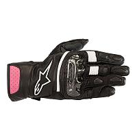 Мотоперчатки Alpinestars Stella SP-2 V2 Gloves черно-розовый