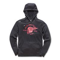 Толстовка Alpinestars Skullision Fleece черный