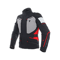 Куртка текстиль Dainese Carve Master 2 Gore-tex, Black-frost-grey-red