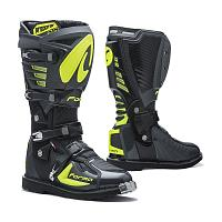 Кроссовые мотоботы Forma Predator 2.0 Anthracite/Yellowfluo