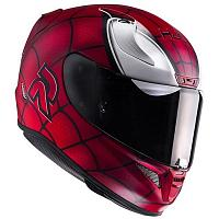 Шлем интеграл HJC Rpha 11 Spiderman MC1SF