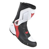 Мотоботинки Dainese Nexus, Black/White/Lava-Red